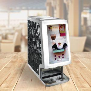 macchina caffè decafeinato Nat2 Lux