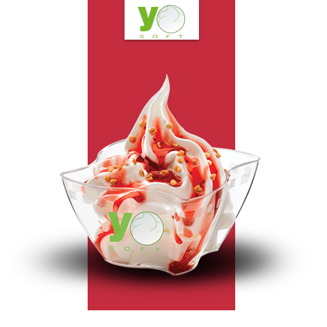 Soft yogurt ice cream – Yosoft