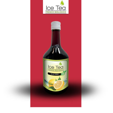 Ice Tea Fresco Biologico