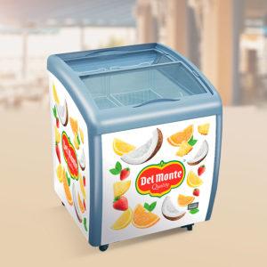 Freezer a Pozzetto DM
